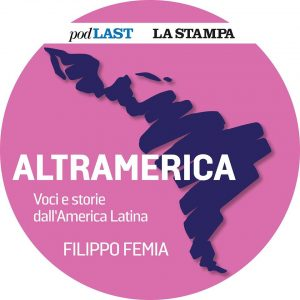 Altramerica podcast